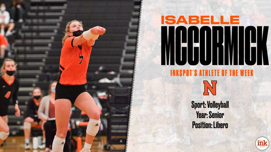 Athlete of the Week: Isabelle McCormick