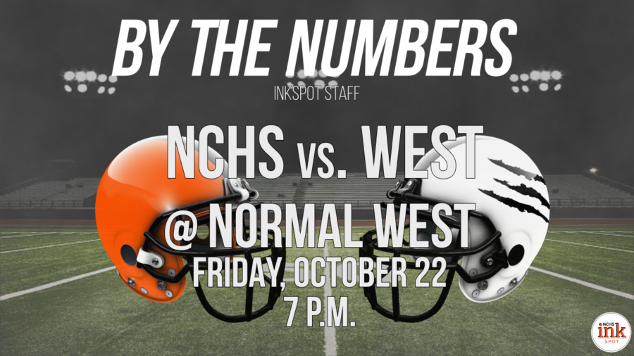 By the numbers: NCHS vs. Normal West
