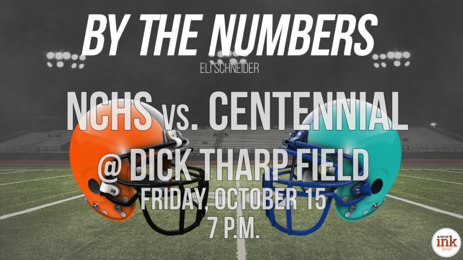 By the numbers: NCHS vs. Champaign Centennial