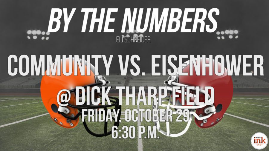 By the numbers – NCHS vs. Blue Island Eisenhower
