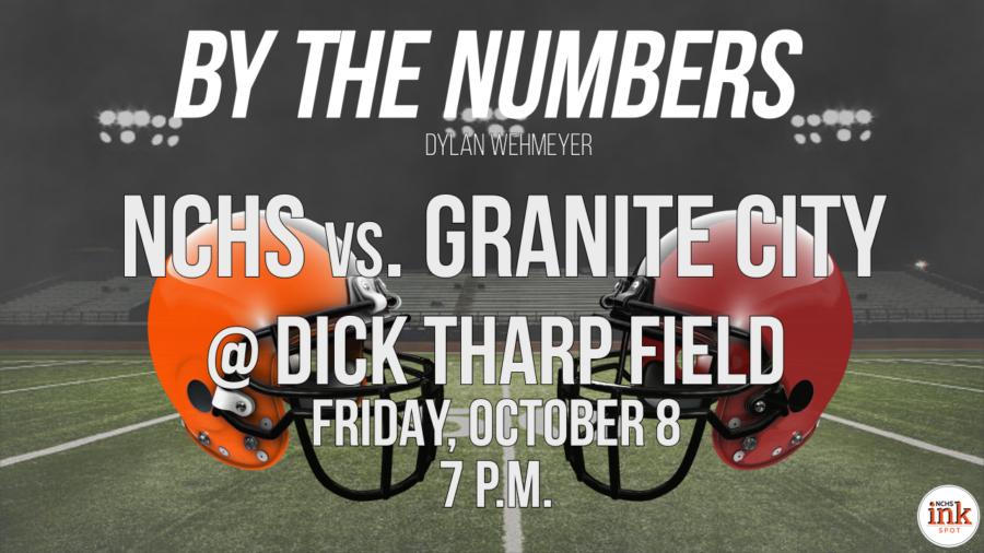 By the Numbers: Week 7 - NCHS vs. Granite City