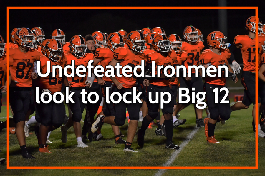 Undefeated Ironmen look to lock up Big 12